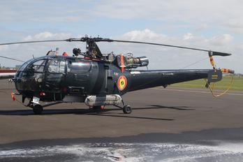 M-1 - Belgium - Navy Sud Aviation SA-316 Alouette III
