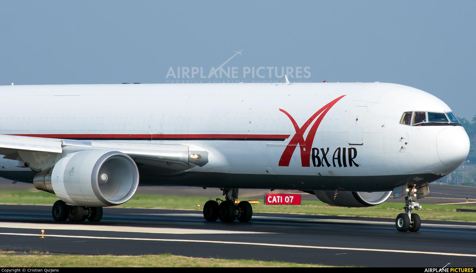 ABX Air N363CM aircraft at San Jose - Juan Santamaría Intl