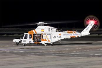 EC-KXA - Salvamento Marítimo Agusta Westland AW139