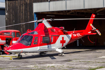 OM-ATG - Air Transport Europe Agusta / Agusta-Bell A 109