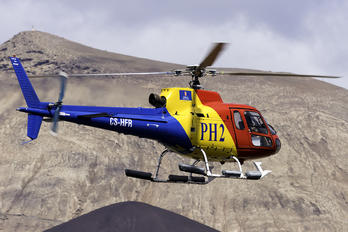 CS-HFR - HTA Helicopters Aerospatiale AS350 Ecureuil / Squirrel