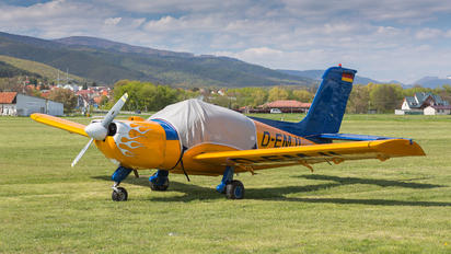 D-EMJI - Private Morane Saulnier MS.893A Rallye Commodore 180