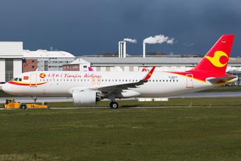 D-AVVS - Tianjin Airlines Airbus A320 NEO