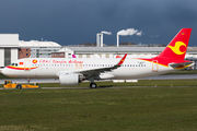 D-AVVS - Tianjin Airlines Airbus A320 NEO aircraft