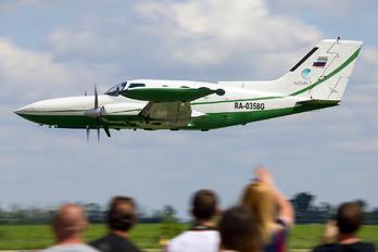 RA-0358G - Private Cessna 402B Utililiner