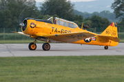 F-AZBL - Private North American Harvard/Texan (AT-6, 16, SNJ series) aircraft