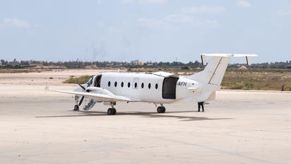 9H-AFH - Medavia Beechcraft 1900D Airliner