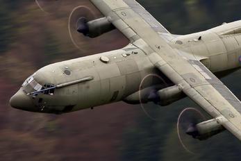 ZH865 - Royal Air Force Lockheed Hercules C.4
