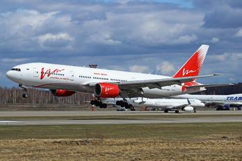 VP-BDX - Vim Airlines Boeing 777-200ER
