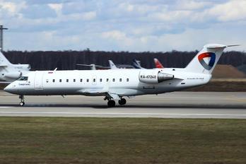 RA-67240 - Severstal Canadair CL-600 CRJ-200