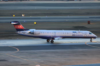 JA08RJ - Ibex Airlines - ANA Connection Canadair CL-600 CRJ-702