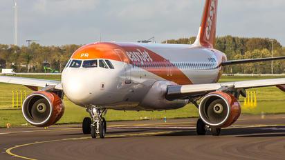 G-EZPR - easyJet Airbus A320