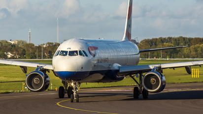 G-EUXE - British Airways Airbus A321
