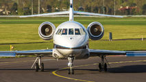 PH-CTH - Flying Service Dassault Falcon 2000 DX, EX aircraft