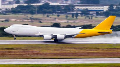 N856GT - Atlas Air Boeing 747-8F