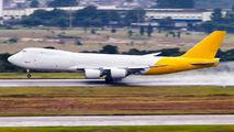 N856GT - Atlas Air Boeing 747-8F aircraft