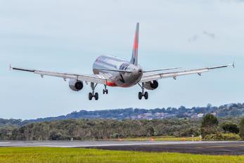 VH-VQZ - Jetstar Airways Airbus A320