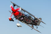 N540SS - Skip Stewart Airshows Pitts S-2S Special aircraft
