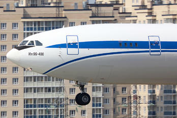 RA-96104 - Russia - Federal Border Guard Service Ilyushin Il-96