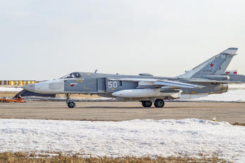 RF-91999 - Russia - Air Force Sukhoi Su-24MR