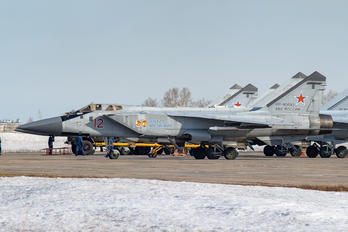RF-90893 - Russia - Air Force Mikoyan-Gurevich MiG-31 (all models)