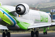 EC-MOX - Binter Canarias Canadair CL-600 CRJ-1000 aircraft