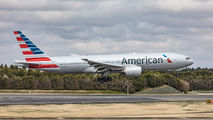 N777AN - American Airlines Boeing 777-200ER aircraft