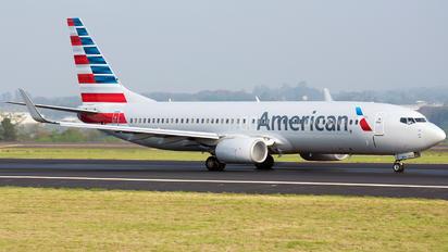 N801NN - American Airlines Boeing 737-800