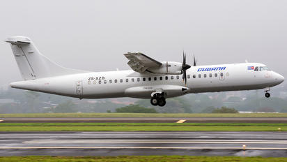 ZS-XZB - Cubana ATR 72 (all models)