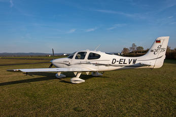 D-ELVW - Private Cirrus SR-22 -GTS