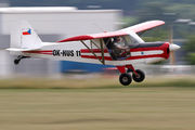 OK-HUS11 - Private Let Mont Tulák aircraft