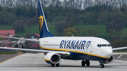 EI-FZC - Ryanair Boeing 737-8AS