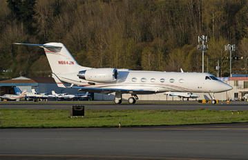 N664JN - Private Gulfstream Aerospace G-IV,  G-IV-SP, G-IV-X, G300, G350, G400, G450