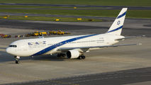 4X-EAR - El Al Israel Airlines Boeing 767-300ER aircraft