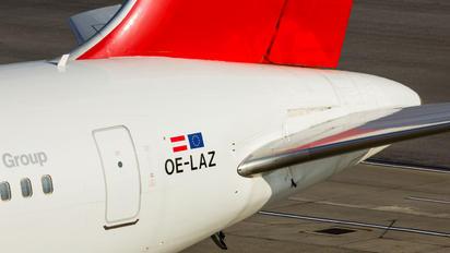 OE-LAZ - Austrian Airlines/Arrows/Tyrolean Boeing 767-300ER