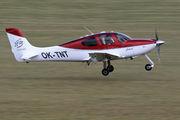 OK-TNT - Private Cirrus SR22 aircraft