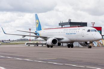 UR-EMC - Ukraine International Airlines Embraer ERJ-190 (190-100)