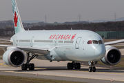 C-FKSV - Air Canada Boeing 787-9 Dreamliner aircraft