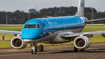 PH-EZC - KLM Cityhopper Embraer ERJ-190 (190-100) aircraft