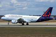 OO-SSK - Brussels Airlines Airbus A319 aircraft