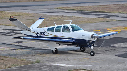 TG-JOB - Private Beechcraft 35 Bonanza V series
