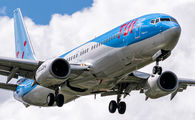 OO-JAY - TUI Airlines Belgium Boeing 737-800 aircraft