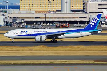 JA8967 - ANA - All Nippon Airways Boeing 777-200