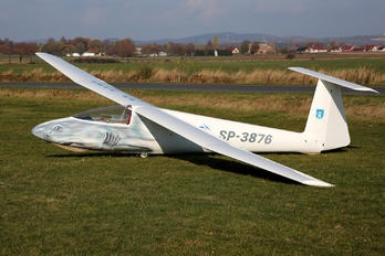 SP-3876 - Private PZL SZD-30 Pirat