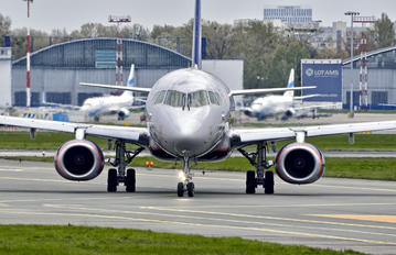 RA-89017 - Aeroflot Sukhoi Superjet 100