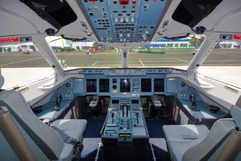XA-VAS - Interjet Sukhoi Superjet 100