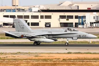 C.15-35 - Spain - Air Force McDonnell Douglas EF-18A Hornet