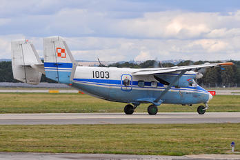 1003 - Poland - Navy PZL An-28