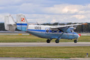1003 - Poland - Navy PZL An-28 aircraft