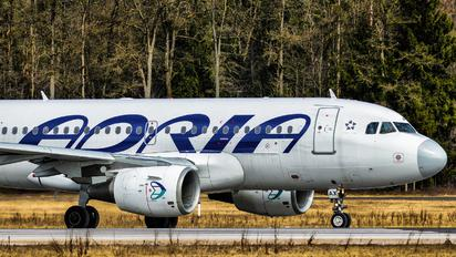 S5-AAX - Adria Airways Airbus A319